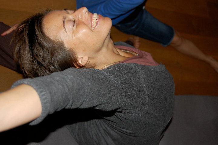 Erika Hassan Authorized Master Gyrotonic& Gyrokinesis Trainer
